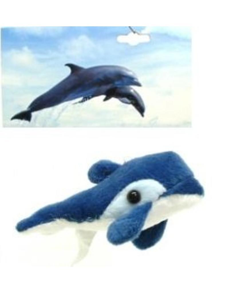 Dolfijn  10cm pluche