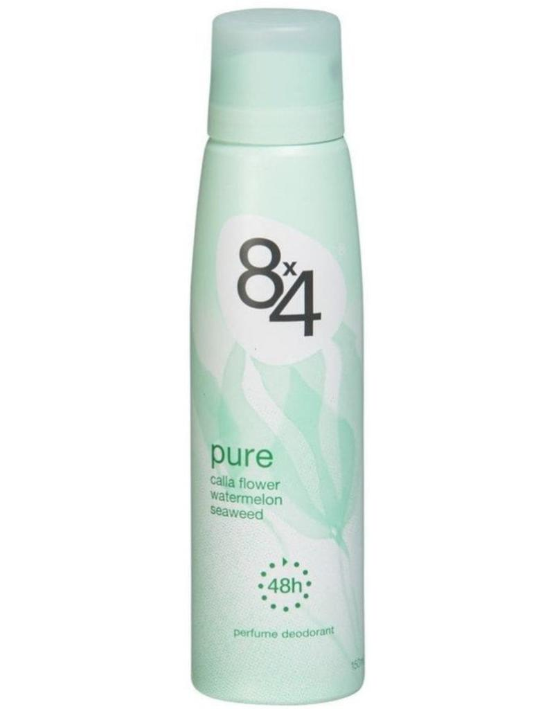 8x4 Spray 150ml. Pure
