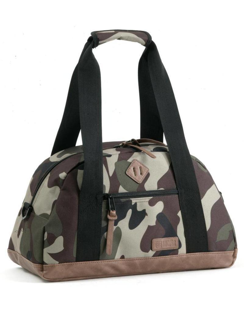 Bowlingtas polyester camouflage 43x21x24cm.