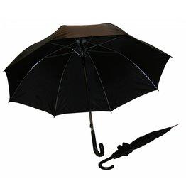 Paraplu Zwart D100cm 8-banen