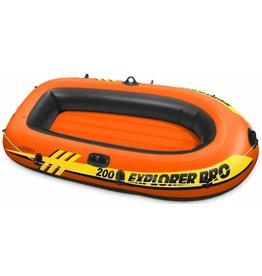 Intex Explorer Pro 200 Opblaasboot 2-pers. 196x102cm 6jr+