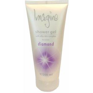 Imagine Showergel Diamond Women 200ml.
