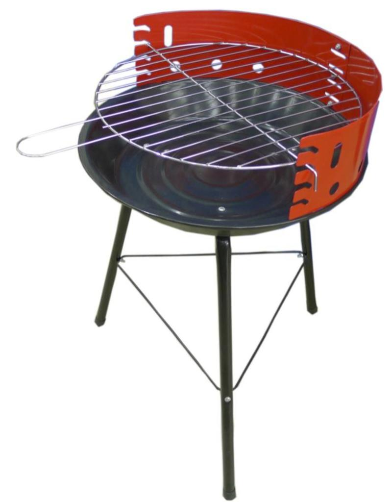 Barbeque Staal 50x61x76cm
