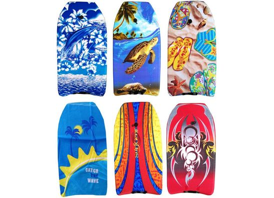 Surfboards en Skimboards