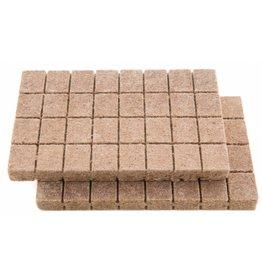Aanmaakblokjes bruin 56 stuks
