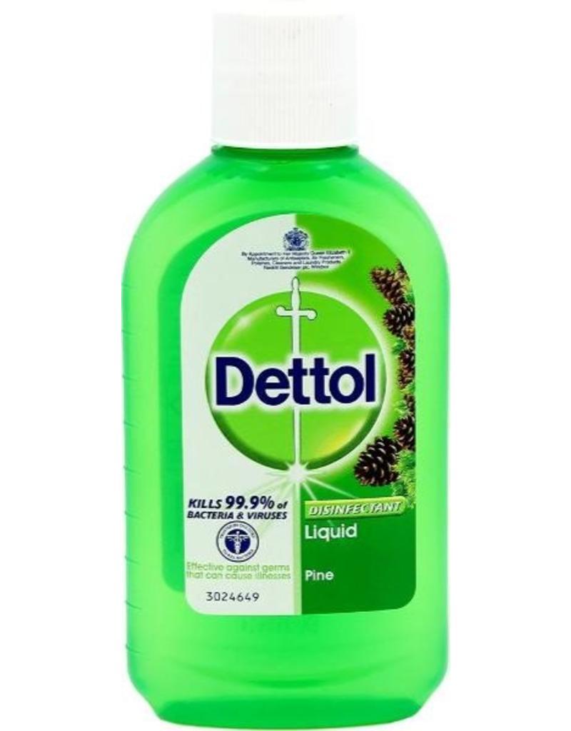 Dettol Disinfectant Liquid Fresh Pine 250ml
