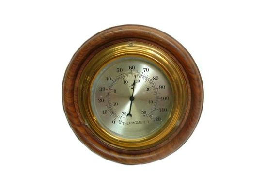 Klokken, Hygro-, Thermo- en Barometers