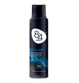8x4 Spray 150ml. Musk