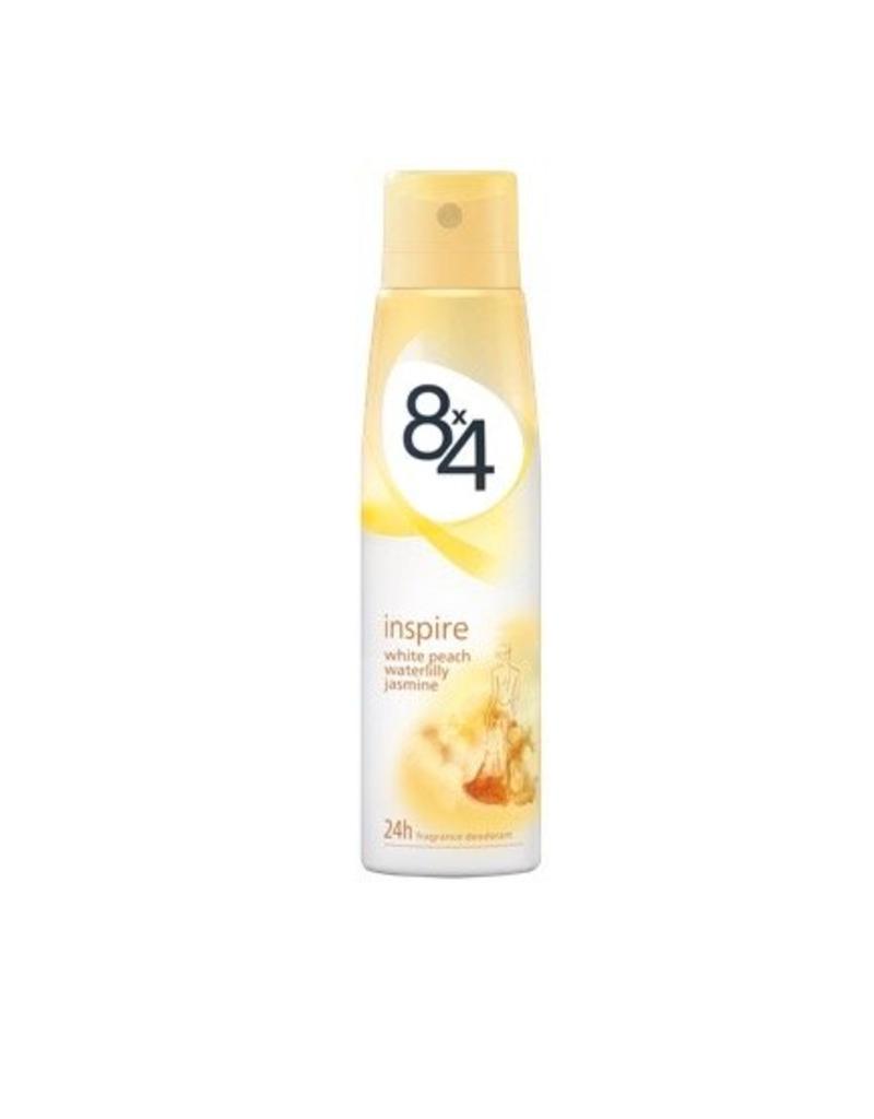 8x4 Spray 150ml Inspire