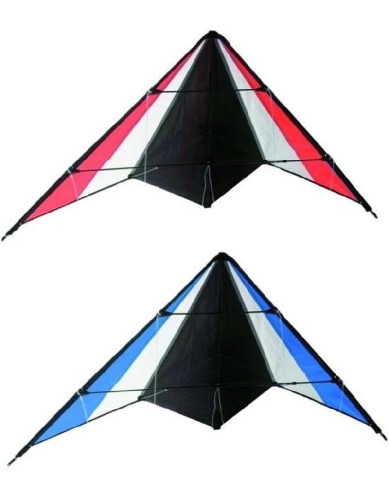 Sportline Stuntvlieger 130x60cm. ass. kleur