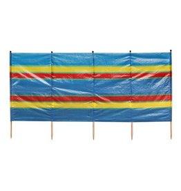 Windscherm 5 stok 122x300cm