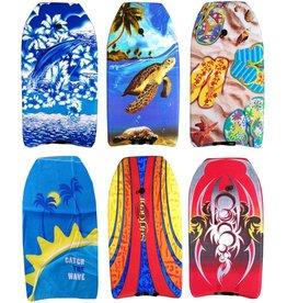 Body Board 82cm. 6 assorti design