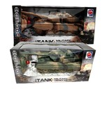 Power Tank 1:20 op afstand bestuurbaar 2 Ass. kleur