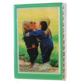 3D Adresboek Boerenkinderen 9.5x13cm