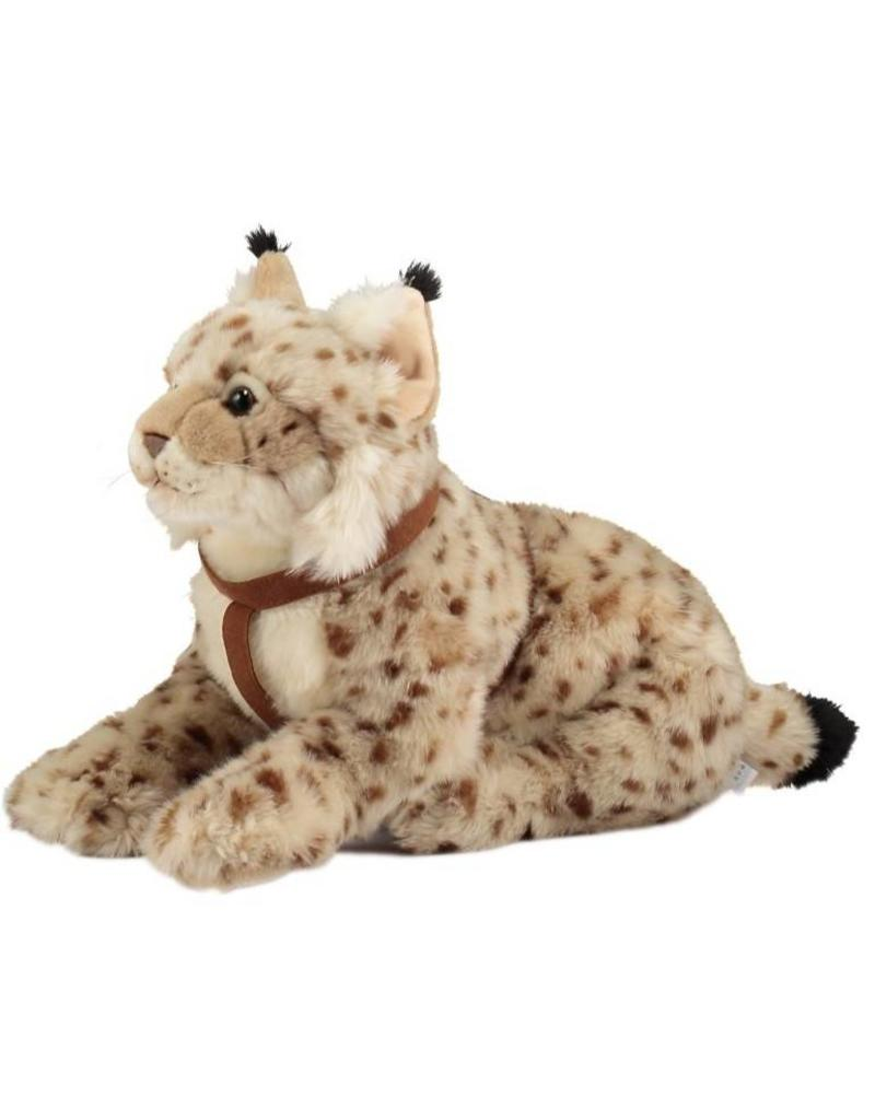 Pluche Lynx 45cm.