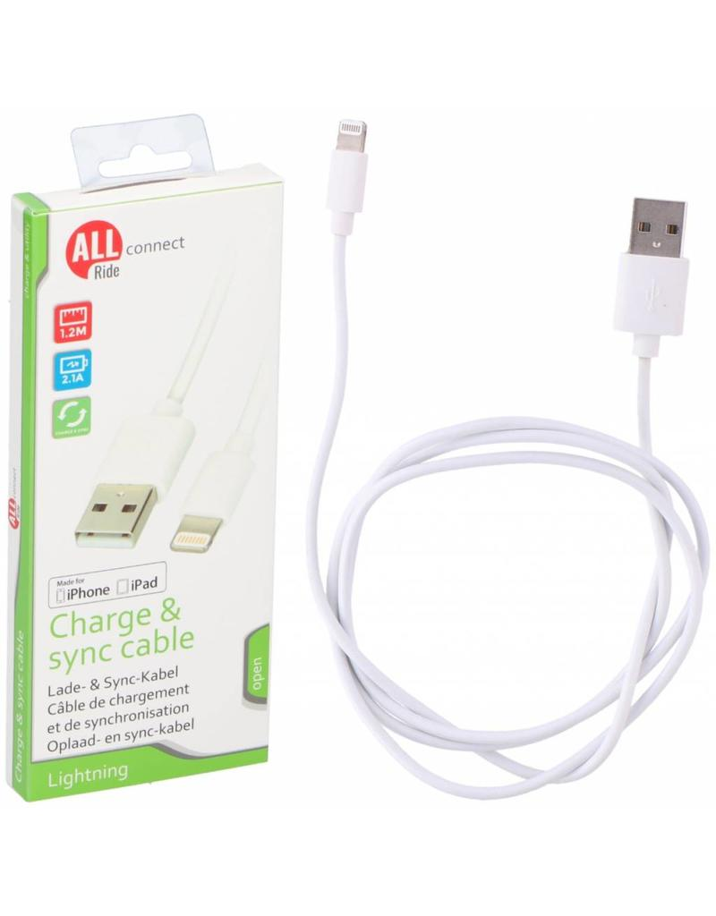 Mobiele Oplader Apple Lightning voor iPhone/iPad