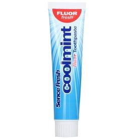 Sencefresh Tandpasta Coolmint Fluor 125ml.