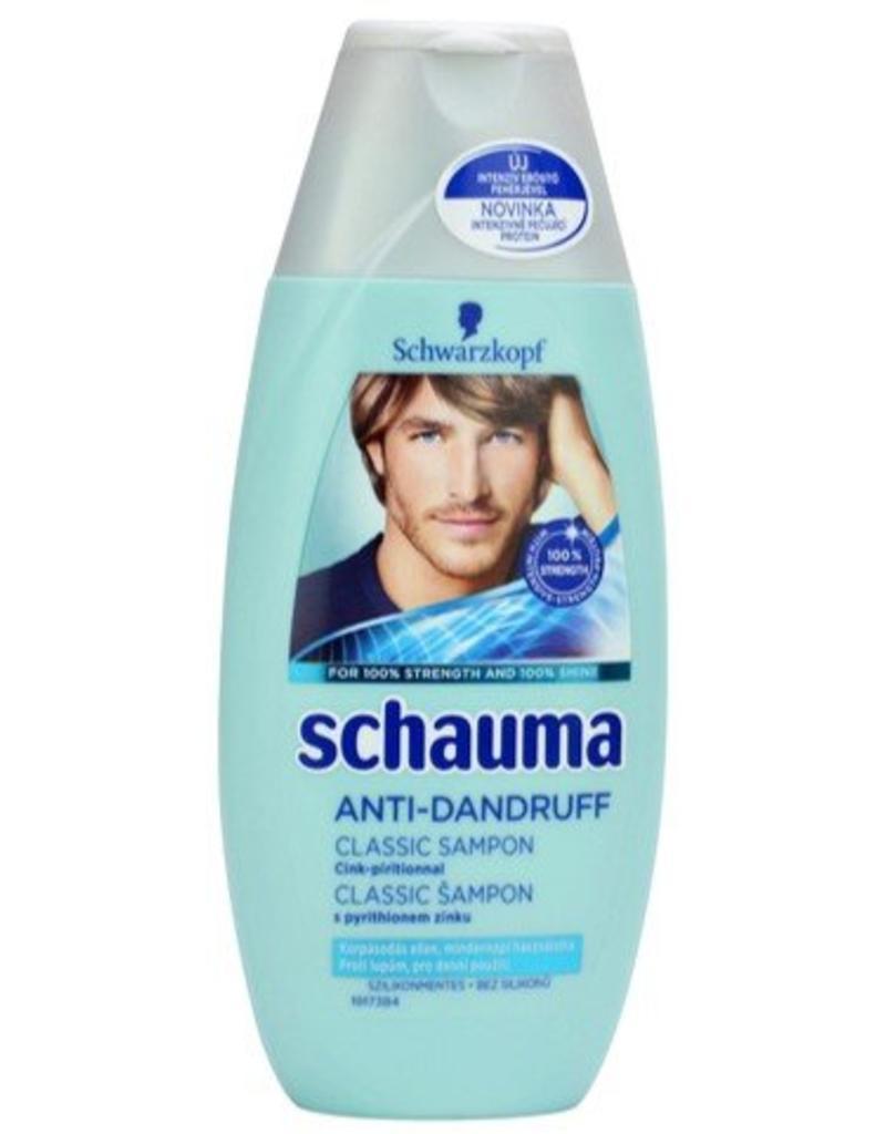 Schwarzkopf Shampoo Anti-Roos 250ml.