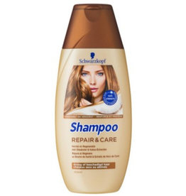 Schwarzkopf Shampoo Repair & Care 250ml.
