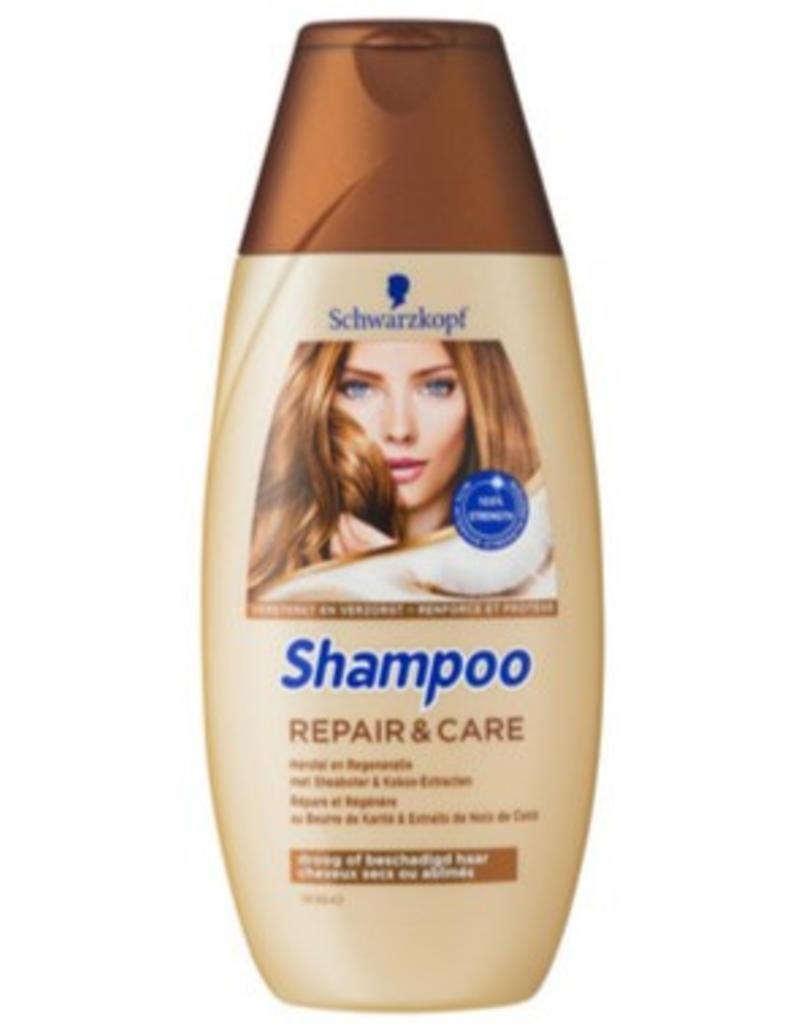 Schwarzkopf Shampoo Repair & Care 250ml.
