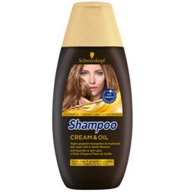 Schwarzkopf Shampoo Cream & Oil 250ml.