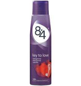 8x4 Spray 150ml. Key to Love