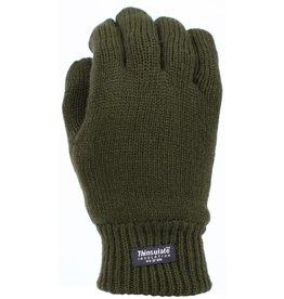 Thinsulate Handschoen Donkergroen Maat XL/XXL