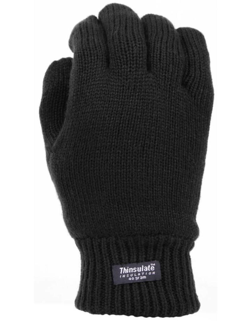 Thinsulate Handschoen Zwart Maat M/L