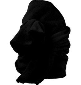 Sjaal Micro Fleece Zwart