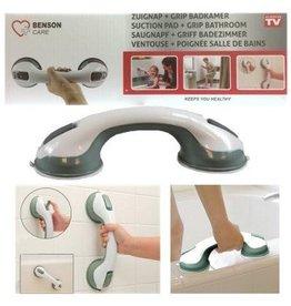 Badkamer Handgreep met Zuignappen Lengte 30cm.