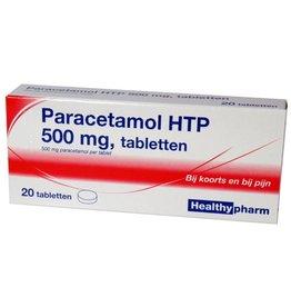 Healthy Paracetamol 500mg 20st