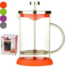 Koffie & Theemaker 800ml. 4 assorti kleur