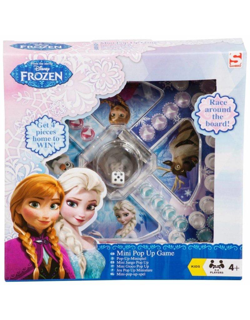 Disney Frozen Pop Up Mens Erger Je Niet spel
