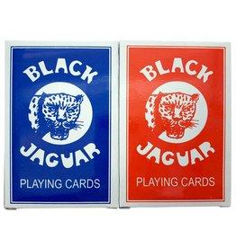 Speelkaarten Duo Set Black Jaguar