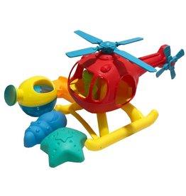 Strandset Helicopter 7 delig