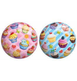 Vinylbal Cup Cakes 230mm.