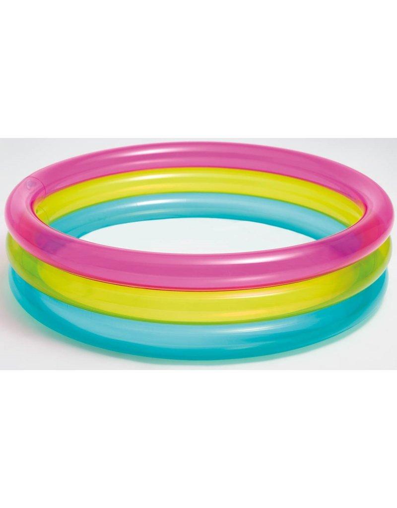 Intex Rainbow Baby Zwembad 86x25cm.