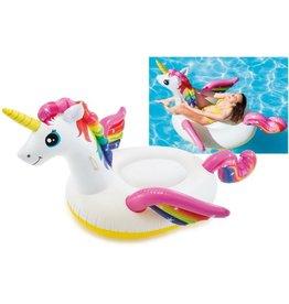Intex Unicorn Ride On 198x140x97cm. 3jr.+