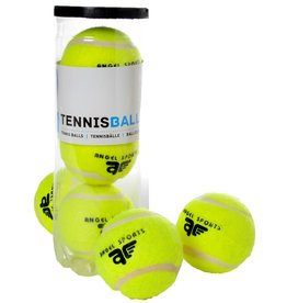 Tennisballen 3 stuks in koker