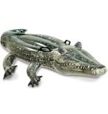 Intex Krokodil Realistic Ride On 170x86cm. 3jaar+