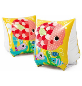Intex Tropical Buddies Zwemarmring 22x15cm. 3-6jr.