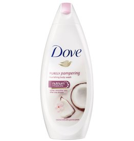 Dove Shower Gel Purely Pampering Coconut&Jasmine 250ml