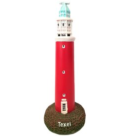 Vuurtoren Texel 25cm. met licht