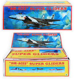 Air-Aces Super Glider 45cm. 6 assorti model