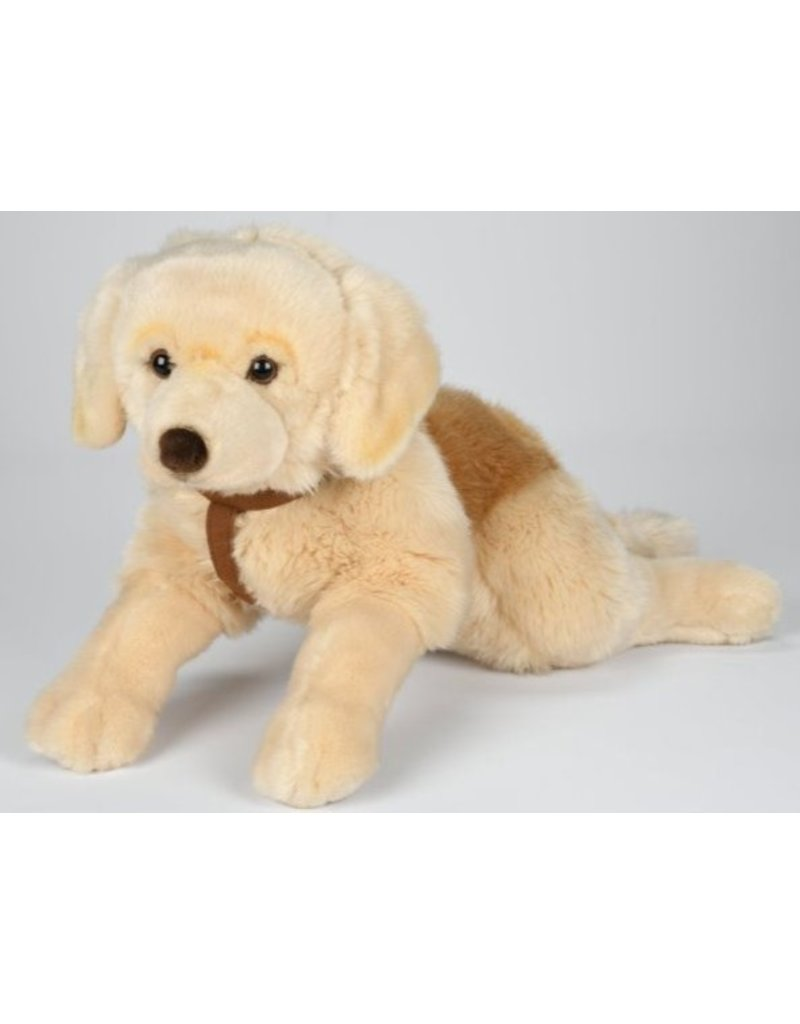 Pluche Golden Retriever 61cm.