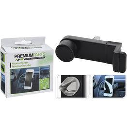 Telefoonhouder voor auto 360° breedte verstelbaar 50-95mm