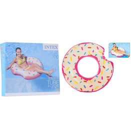 Intex Donut Zwemring 107x99cm.