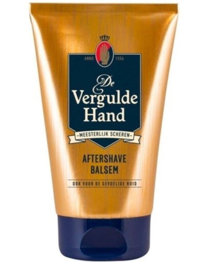 Vergulde Hand Aftershave Balsem Original 100ml.