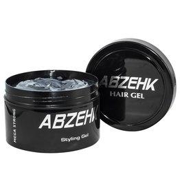 Abzehk Abzehk Haargel Zwart Mega Strong 150ml.