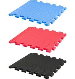 Speelmat Foam Tegel 30x30x1cm 9 stuks 3 assorti kleur